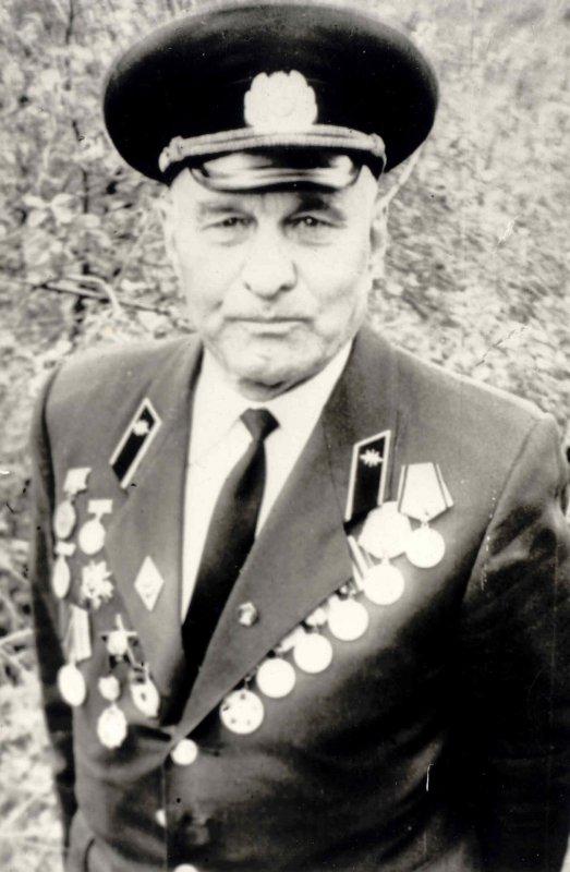 Омельченко Г.М. Фото з архіву Чабана М.П.