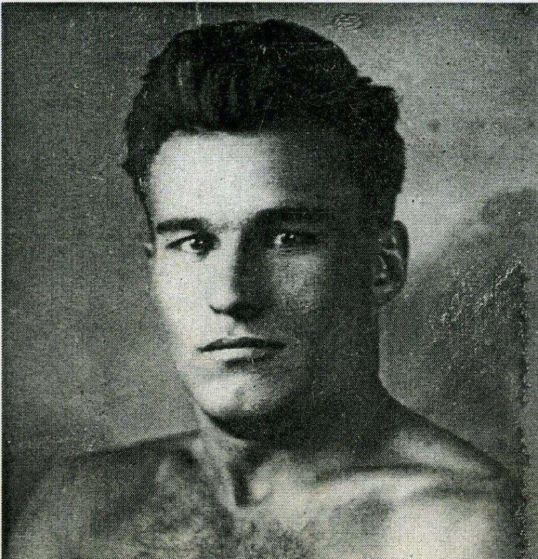 Портрет Г. Омельченка студентських років. Фото з архіву Чабана М.П.